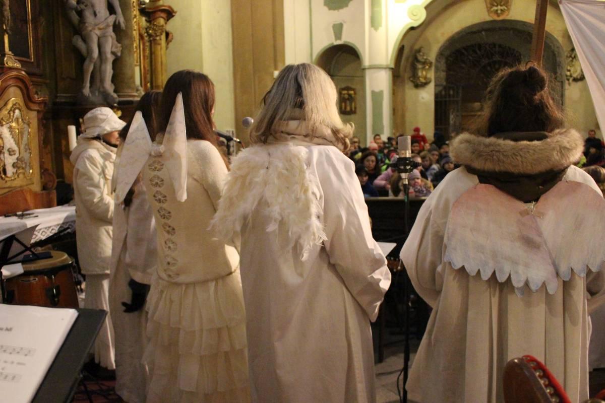Velcí andílci